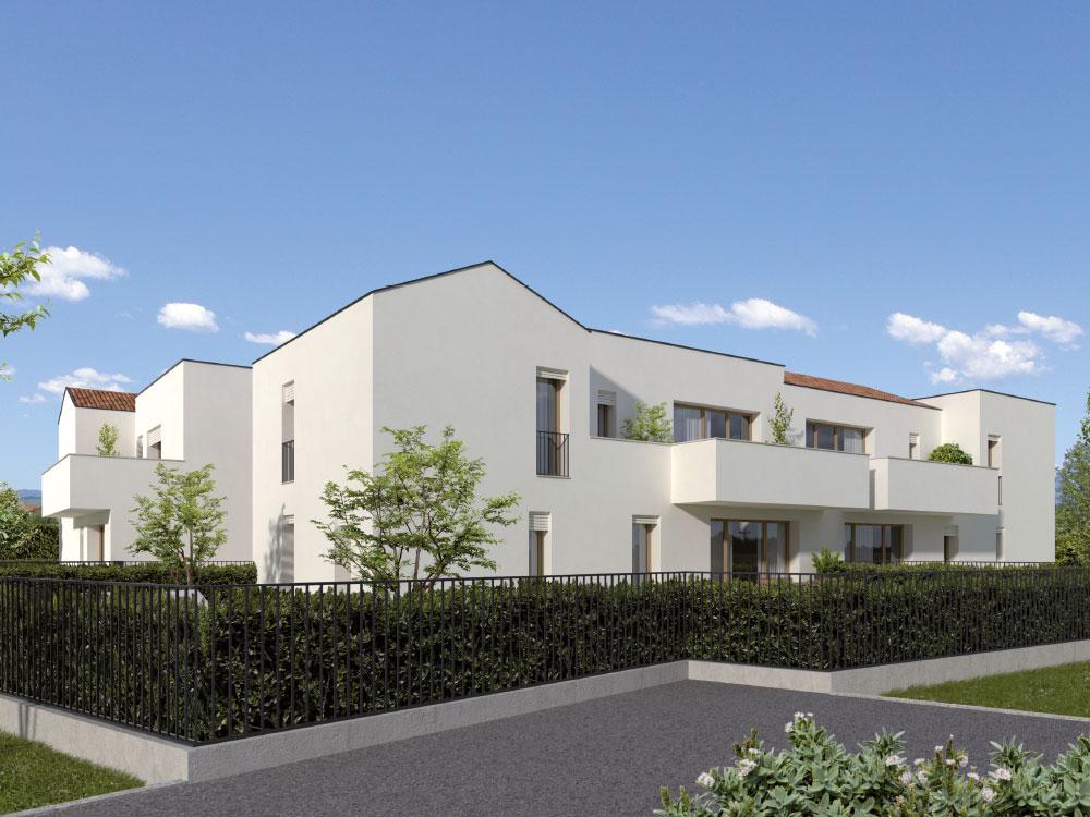 Costruzioni dalla verde spa tradizione innovazione for Piani di casa sotto 1500 piedi quadrati