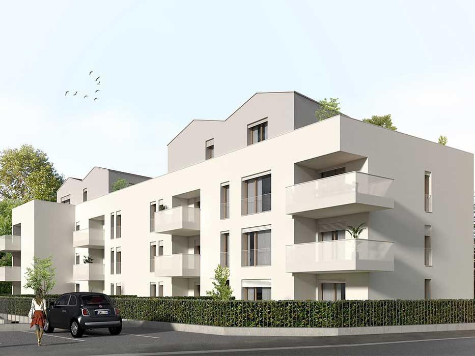 Nuove costruzioni Altavilla via verdi