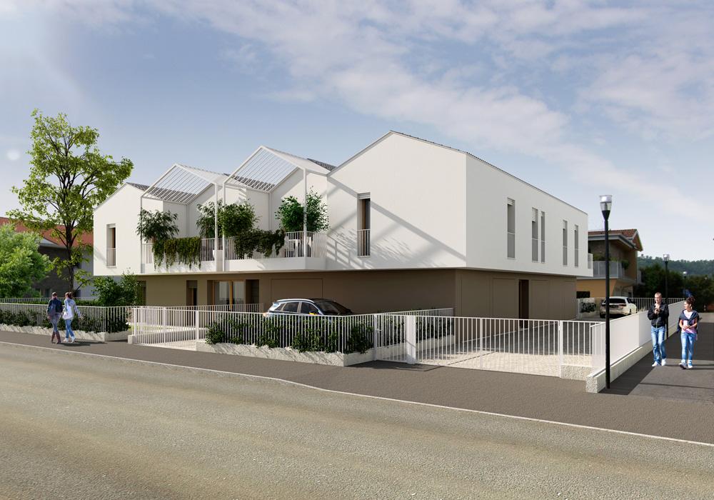 appartamenti nuovi in vendita a sovizzo - le pergole 2